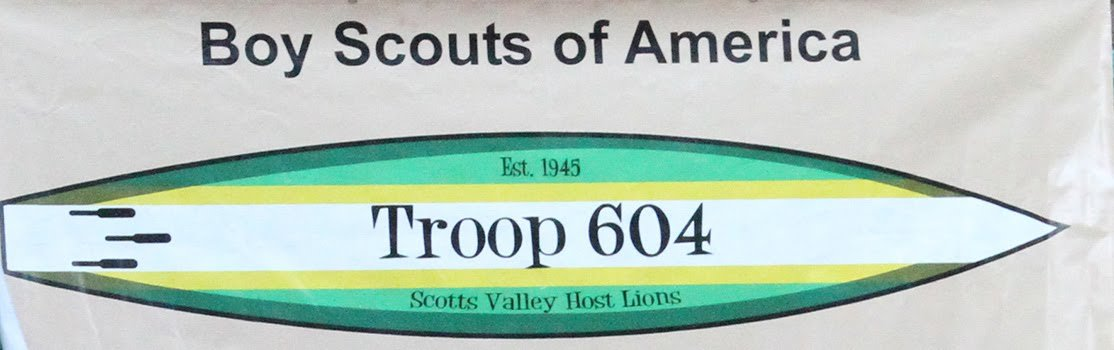 Scotts Valley Boy Scout Troop 604