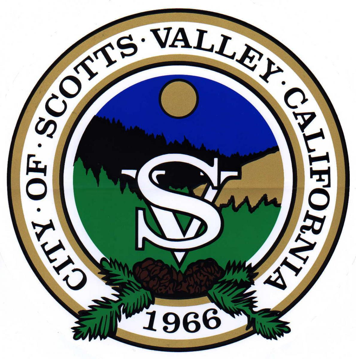 City of Scotts Valley Logo