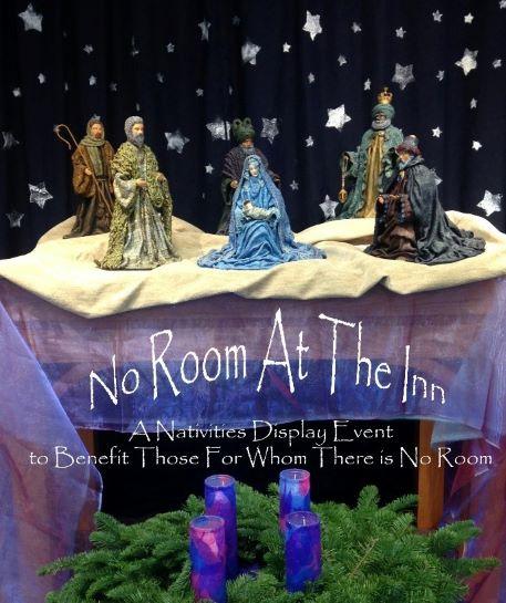 St. Philip's Church - No Room At the Inn Nativity Display Fundraiser